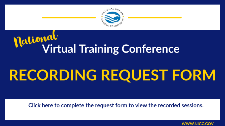 NVTC Recorded Request Form - Click here